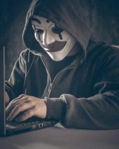 Fairweather Insurance Cyber Insurance blog - wfh burglar